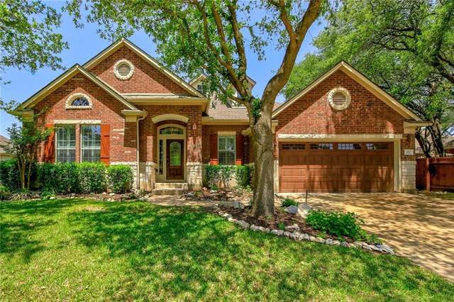 703 Hegarty Dr, Cedar Park, TX 78613 (#6265464) :: Realty Executives - Town & Country