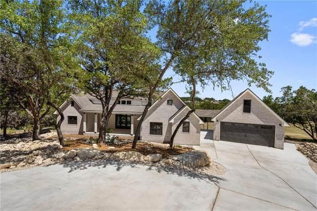 21000 Newhaven Cv, Lago Vista, TX 78645 (#6265514) :: All City Real Estate
