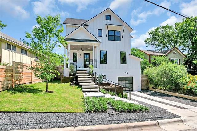 2002 E 9th St #1, Austin, TX 78702 (#6271954) :: Papasan Real Estate Team @ Keller Williams Realty