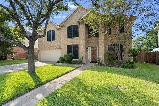 2403 Cloud Peak Ln, Round Rock, TX 78681 (#6272520) :: Papasan Real Estate Team @ Keller Williams Realty