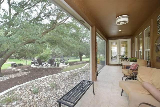 102 High Trail Dr, Georgetown, TX 78633 (#6273739) :: Tai Earthman | Keller Williams Realty