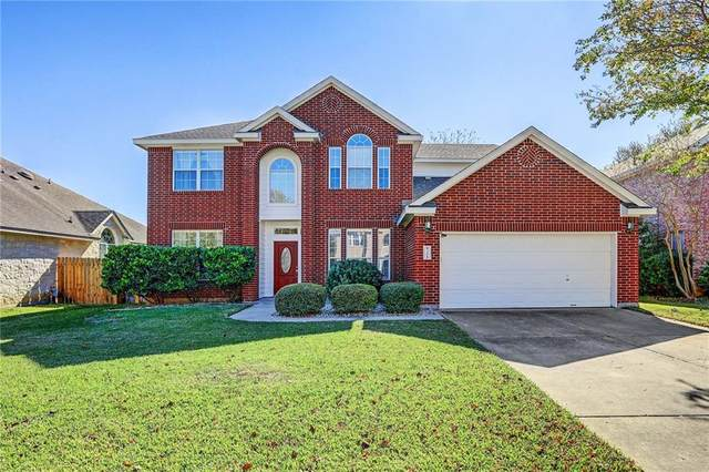 308 Gulfstream Dr, Georgetown, TX 78626 (#6274687) :: Green City Realty