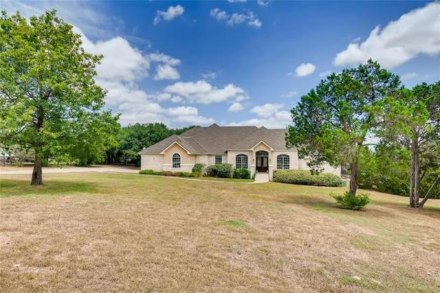 300 Saddlehorn Dr, Dripping Springs, TX 78620 (#6276884) :: The Summers Group