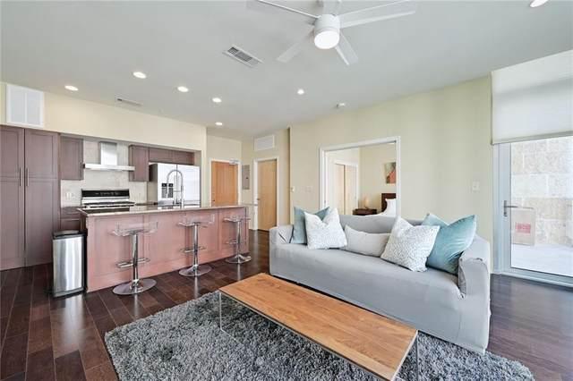 1600 Barton Springs Rd #6204, Austin, TX 78704 (#6277506) :: Tai Earthman | Keller Williams Realty