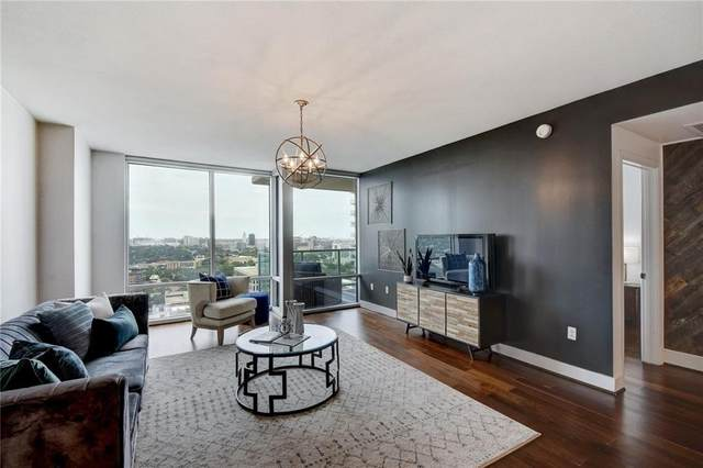 300 Bowie St #2906, Austin, TX 78703 (#6277533) :: The Perry Henderson Group at Berkshire Hathaway Texas Realty