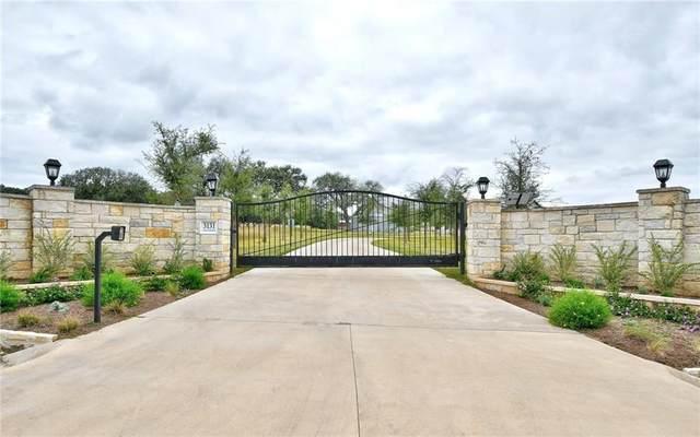 3131 Gatlin Creek Rd, Dripping Springs, TX 78620 (MLS #6278985) :: Vista Real Estate