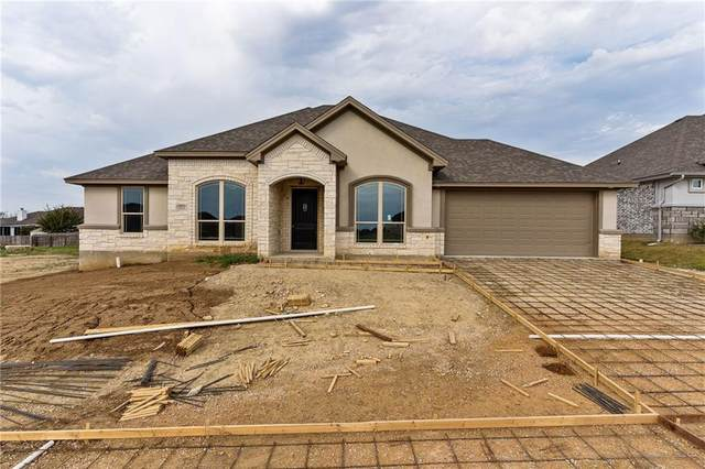 3701 Dodge City Dr, Killeen, TX 76549 (#6280480) :: Papasan Real Estate Team @ Keller Williams Realty