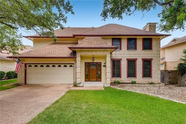 3502 Crowncrest Dr, Austin, TX 78759 (#6280642) :: Papasan Real Estate Team @ Keller Williams Realty