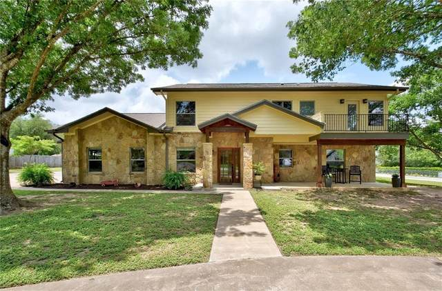122 Pin Oak Dr, Mountain City, TX 78610 (#6282289) :: Watters International