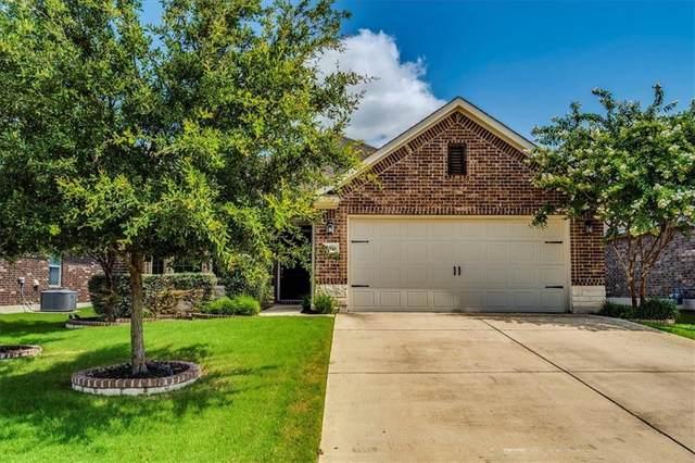 5914 Parma St, Round Rock, TX 78665 (#6286931) :: Papasan Real Estate Team @ Keller Williams Realty