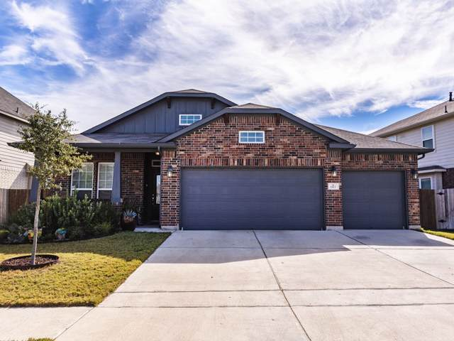 167 Coral Berry Dr, Buda, TX 78610 (#6288544) :: The Perry Henderson Group at Berkshire Hathaway Texas Realty