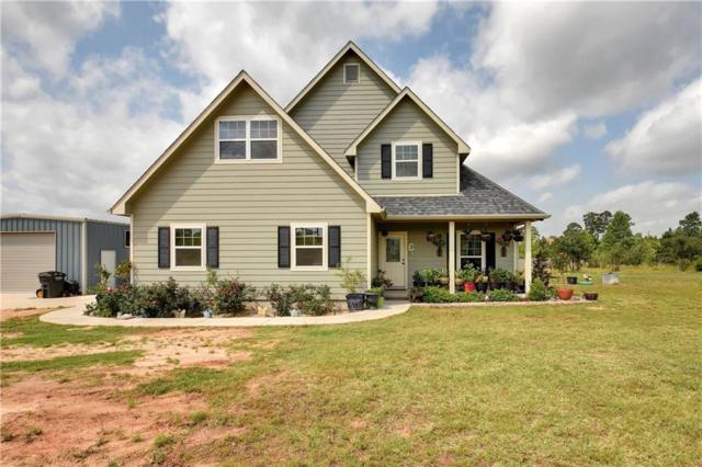 184 County Rd, Bastrop, TX 78602 (#6288764) :: The Heyl Group at Keller Williams