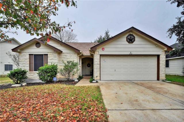 1838 Greening Way, Leander, TX 78641 (#6289102) :: 3 Creeks Real Estate