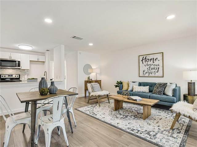 6409 Burns St #301, Austin, TX 78752 (#6289726) :: The Perry Henderson Group at Berkshire Hathaway Texas Realty