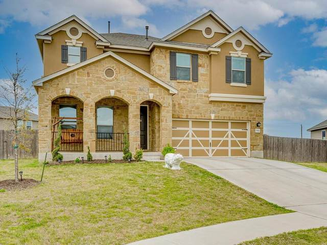 7904 Gato Ln, Round Rock, TX 78665 (#6289951) :: Papasan Real Estate Team @ Keller Williams Realty