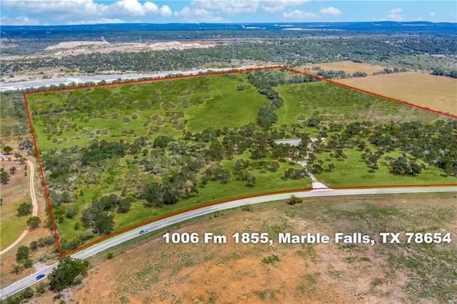 1006 Fm 1855 Rd, Marble Falls, TX 78654 (#6290081) :: Watters International