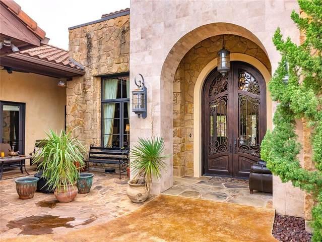 201 Flint Ridge Trl, Georgetown, TX 78628 (#6294764) :: Papasan Real Estate Team @ Keller Williams Realty