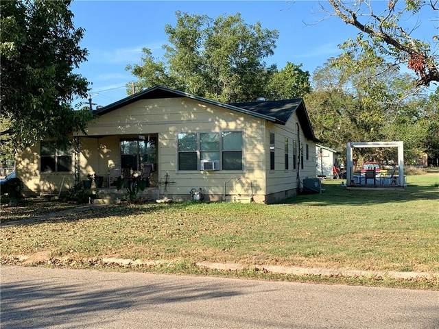 122 E Travis, Rockdale, TX 76567 (#6295796) :: Papasan Real Estate Team @ Keller Williams Realty