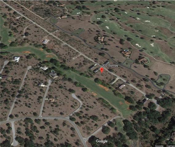 332 Sun Ray, Horseshoe Bay, TX 78657 (#6296651) :: Amanda Ponce Real Estate Team