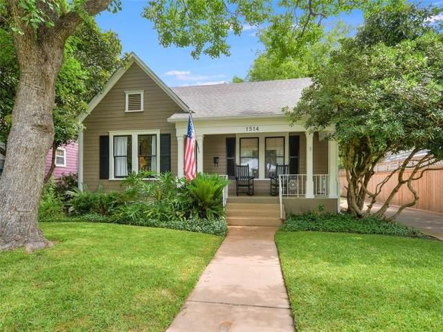 1514 W 31st St, Austin, TX 78703 (#6296836) :: Papasan Real Estate Team @ Keller Williams Realty