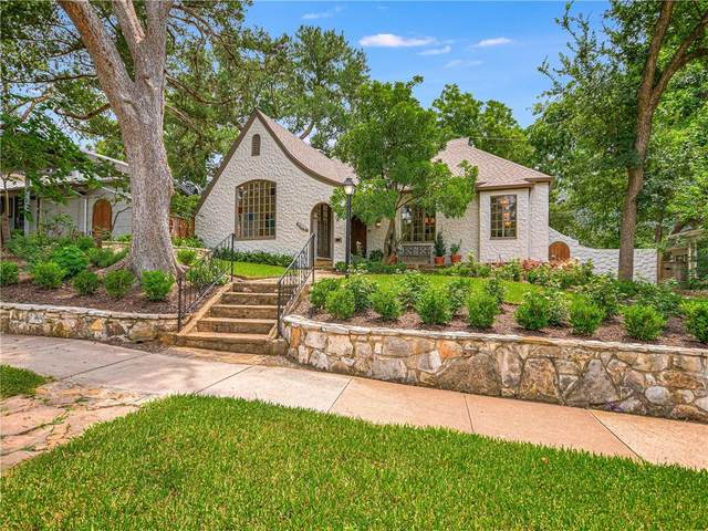 201 W 32nd St, Austin, TX 78705 (#6298475) :: Realty Executives - Town & Country