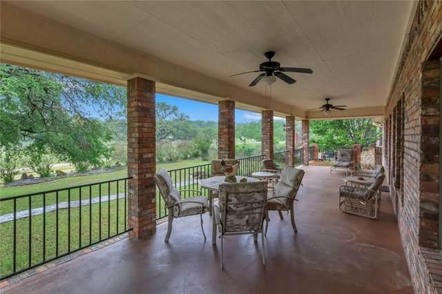 105 Wallace Riddell Dr, Burnet, TX 78611 (#6299561) :: Zina & Co. Real Estate