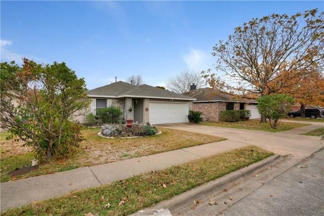 1109 Laurelleaf Dr, Pflugerville, TX 78660 (#6300613) :: Ben Kinney Real Estate Team