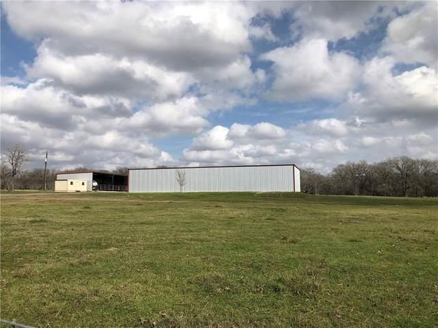 695 County Rd 488, Gonzales, TX 78629 (#6304144) :: Papasan Real Estate Team @ Keller Williams Realty