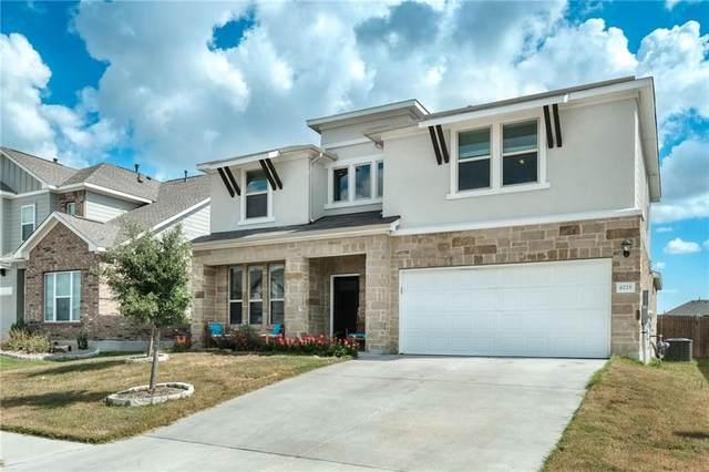6725 Catania Loop, Round Rock, TX 78665 (#6304963) :: Ben Kinney Real Estate Team