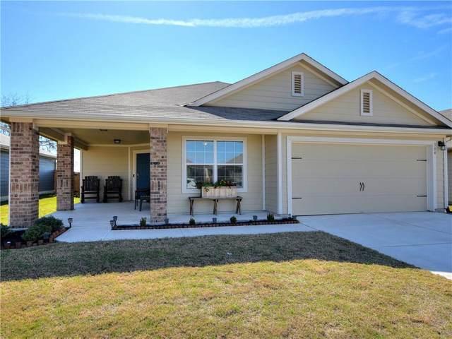 304 Cassandra Dr, Hutto, TX 78634 (#6306328) :: Papasan Real Estate Team @ Keller Williams Realty