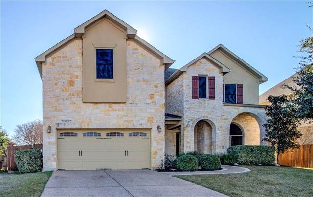 2921 Agave Loop, Round Rock, TX 78681 (#6308936) :: The Perry Henderson Group at Berkshire Hathaway Texas Realty