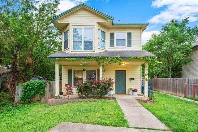 1206 Maple Ave, Austin, TX 78702 (#6309186) :: Papasan Real Estate Team @ Keller Williams Realty