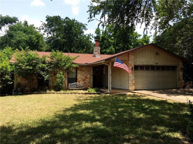 1602 Plateau Rdg, Cedar Park, TX 78613 (#6309799) :: Magnolia Realty