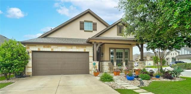 100 Martino Trl, Georgetown, TX 78628 (MLS #6310422) :: Green Residential