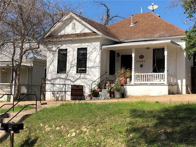 1104 E 8th St A/B, Austin, TX 78702 (#6310614) :: The Heyl Group at Keller Williams