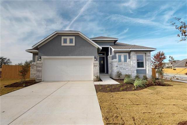 109 White Steppe Way, Georgetown, TX 78626 (#6310924) :: Lancashire Group at Keller Williams Realty
