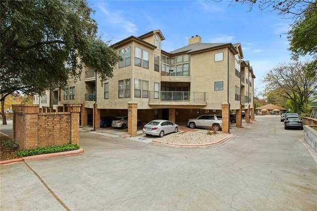 1910 Robbins Pl #301, Austin, TX 78705 (#6311623) :: Ben Kinney Real Estate Team