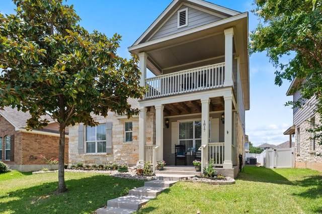 1817 Indian Lodge Dr, Cedar Park, TX 78613 (#6311974) :: Papasan Real Estate Team @ Keller Williams Realty
