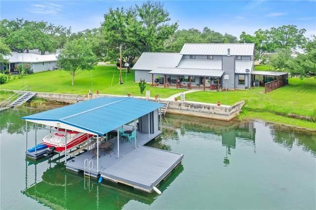 502 Island Lodges Dr, Buchanan Dam, TX 78609 (MLS #6312649) :: Brautigan Realty