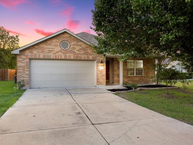 6013 Lone Star Ct, Hutto, TX 78634 (#6313562) :: Amanda Ponce Real Estate Team