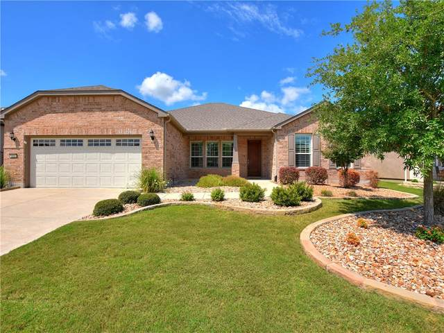 511 Davis Mountain Cir, Georgetown, TX 78633 (#6314693) :: The Heyl Group at Keller Williams