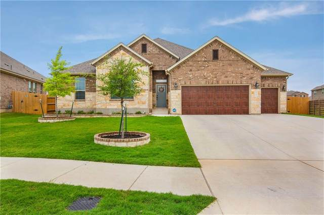 1304 Knowles Dr, Hutto, TX 78634 (#6315188) :: The Perry Henderson Group at Berkshire Hathaway Texas Realty