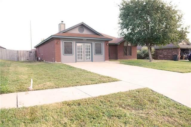 3809 Sunny Beach Ct, Killeen, TX 76549 (MLS #6315730) :: The Barrientos Group