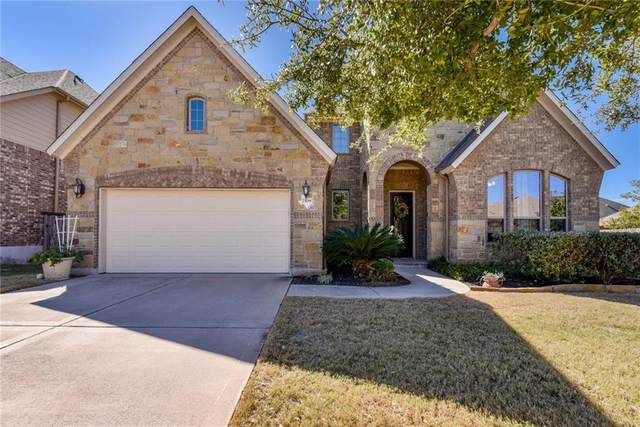 2509 Thunder Horse, Leander, TX 78641 (#6316256) :: Papasan Real Estate Team @ Keller Williams Realty