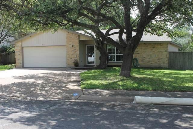 309 Winecup Trl, Cedar Park, TX 78613 (#6318999) :: Watters International