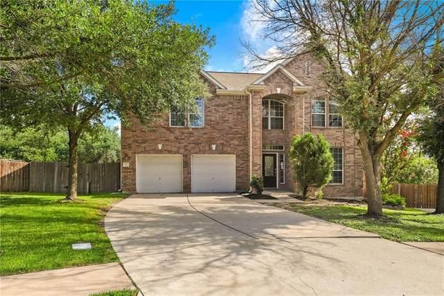 4507 Corazon Cv, Round Rock, TX 78681 (#6319023) :: Papasan Real Estate Team @ Keller Williams Realty