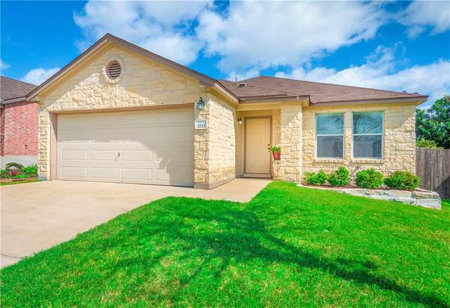 2111 Woodway Dr, Leander, TX 78641 (MLS #6319202) :: Green Residential