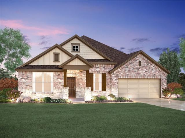 1310 Knowles Dr, Hutto, TX 78634 (#6320342) :: Realty Executives - Town & Country