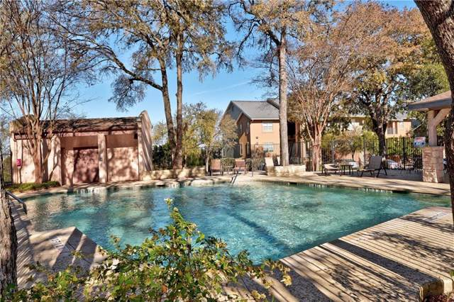 6810 Deatonhill Dr #2100, Austin, TX 78745 (#6325589) :: The Perry Henderson Group at Berkshire Hathaway Texas Realty