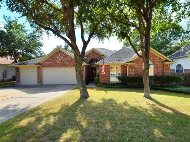 1142 Dalea Blf, Round Rock, TX 78665 (#6326303) :: Service First Real Estate